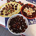 Chocolats de noël 2012!
