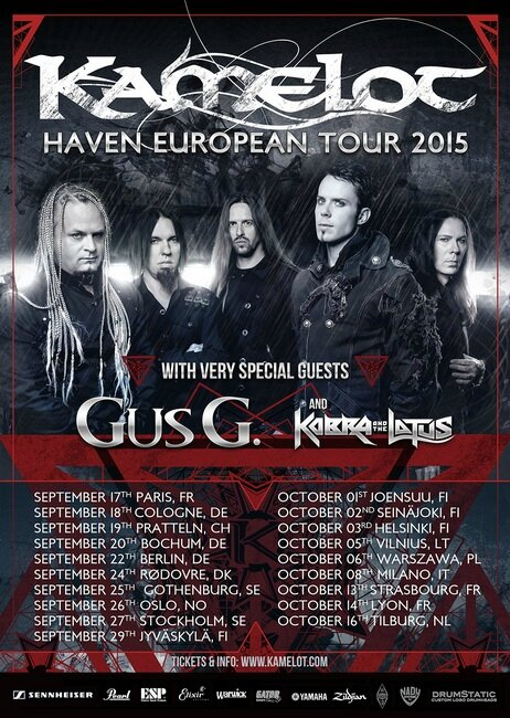 KamelotEuropetour2015
