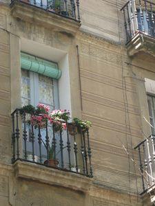 Balcon fleuri OK