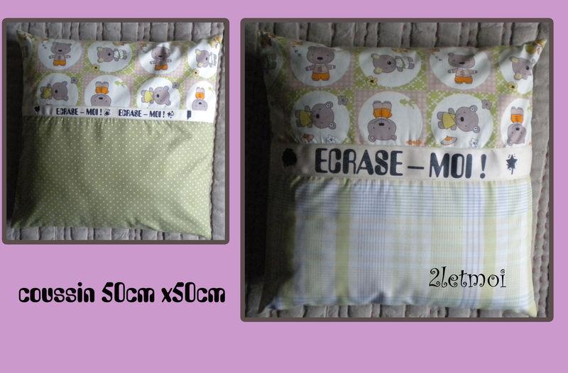 coussin carré ours kawai octobre 2010 copie