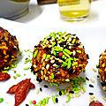 Boules d'énergie/energy balls - recette facile et sans cuisson