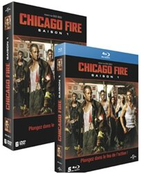 DVD chicago fire