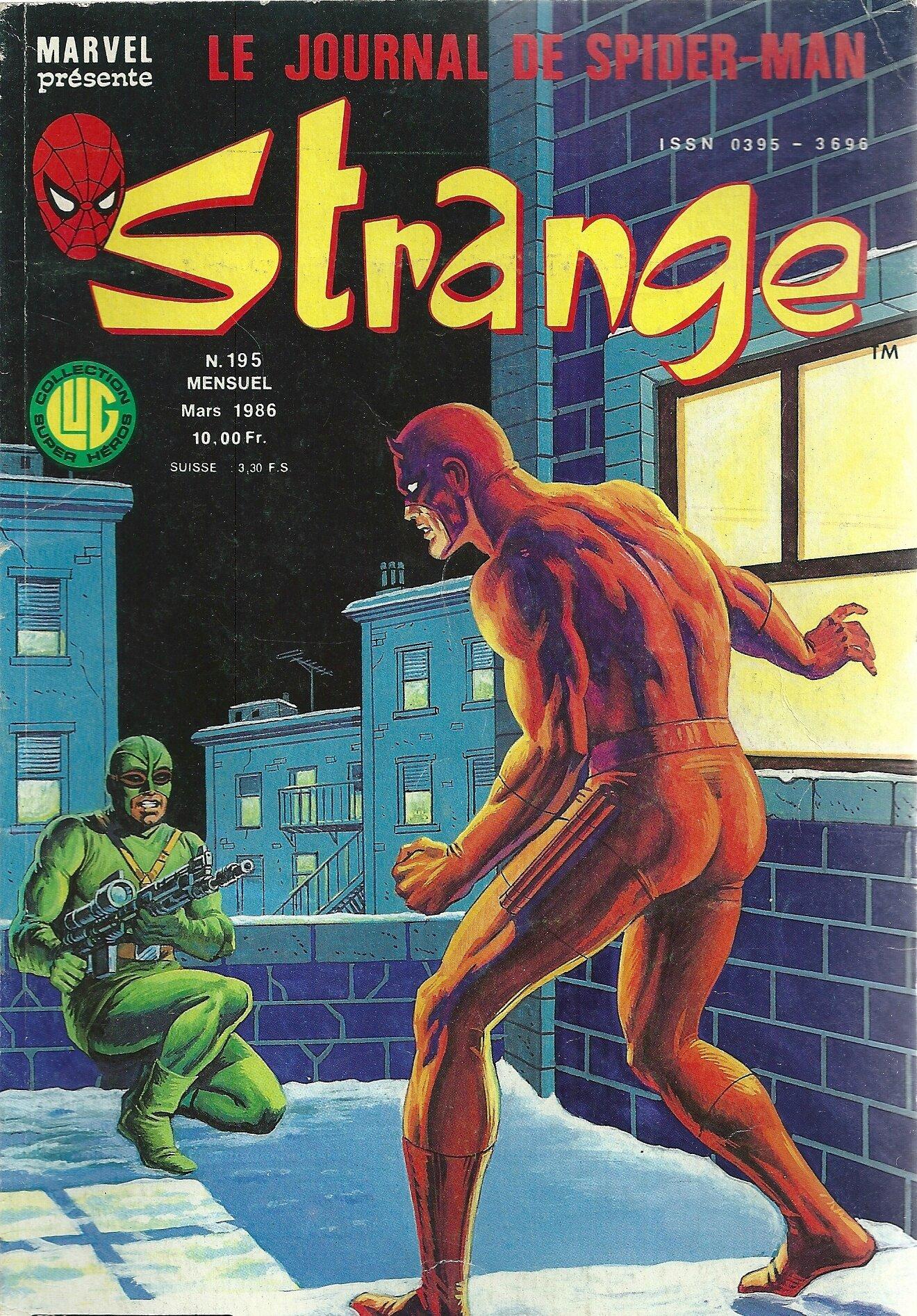BD - Strange couverture0002