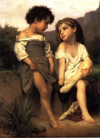 433px_William_Adolphe_Bouguereau__281825_1905_29___At_the_Edge_of_the_Brook__281879_29