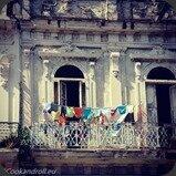 Cuba La Havanne Balcon