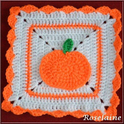 Roselaine696 Granny Halloween