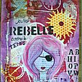 Mixed média, tags, scrap…