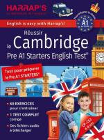 Réussir le Cambridge Pre A1 Starters English Test
