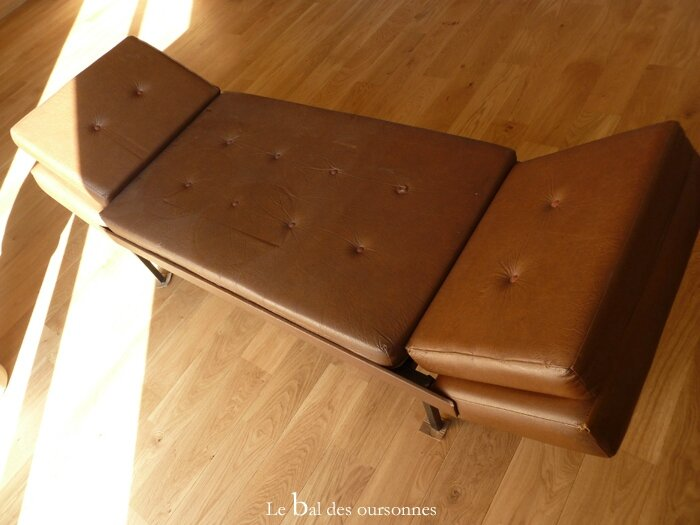 101 Blog Daybed Vintage Couture Brocante