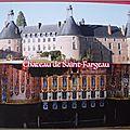 St Fargeau - le chateau 1