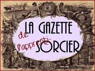 gazette apprenti
