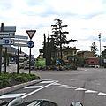 Rond-point à garde (italie)
