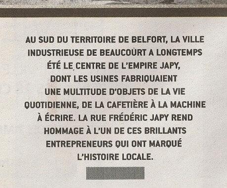 2017 12 09 Hier Aujourd hui Le Mag ER Texte