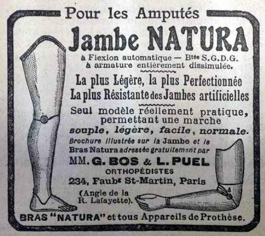 Jambe natura