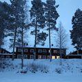 forest hotel depuis rivière