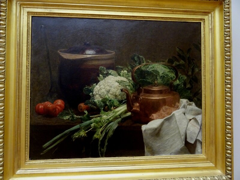 Victoria Dubourg - Nature morte 1884