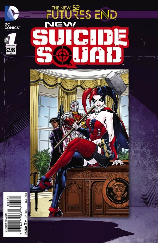 new suicide squad futures end