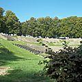 théâtre romain, Autun