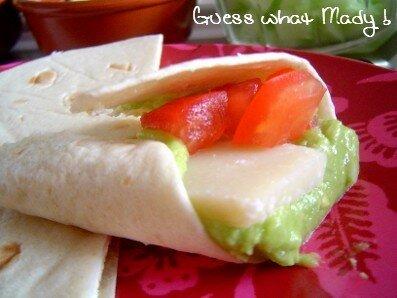 Tortillas d'été (pour un Mexicain au régime)