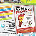 Epron (calvados): 11 septembre 2016, grand tournoi de choule crosse normande