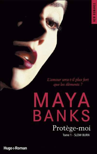 Slow Burn 1 Maya Banks
