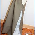 robe marron toile de jouy 7