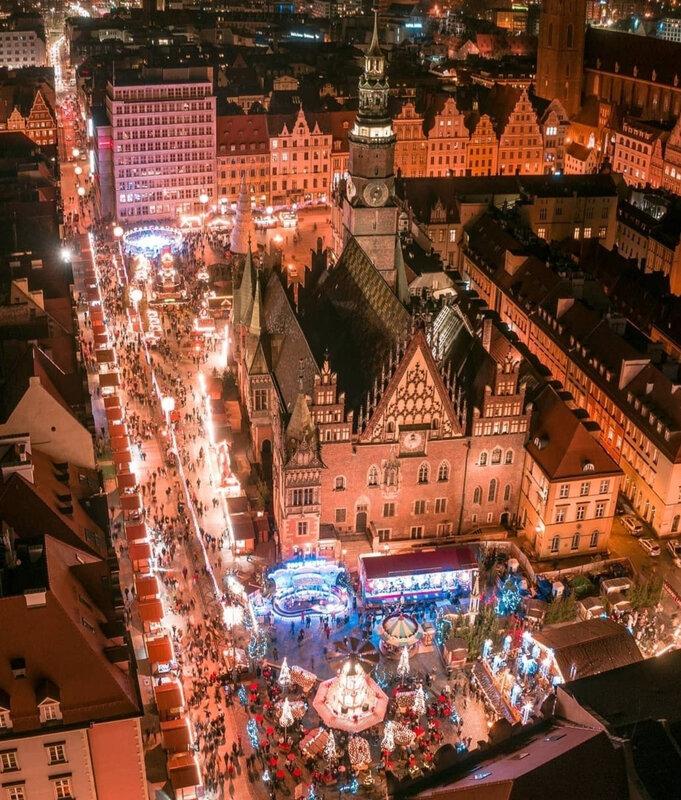 BLOG réserve article Wroclaw marché de Noël