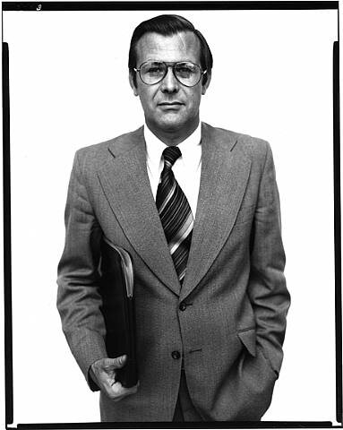 Donald Rumsfeld, Secretary of Defense, Washington D