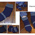 chaussettes 3 ans