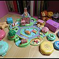 Collection polly pocket