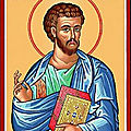 Saint luc , apôtre ( fête le 18 octobre )