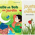 Enfance et printemps littéraire