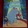 Silex and the city - 5. vigiprimate - jul / le perroquet des batignolles (t.2): la ronde des canards - boujut, tardi et stanilas