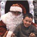 Mathys & le pére Noël