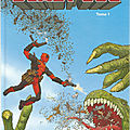 Panini marvel now deadpool