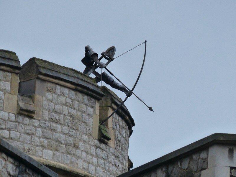 gardien de fer tower of london