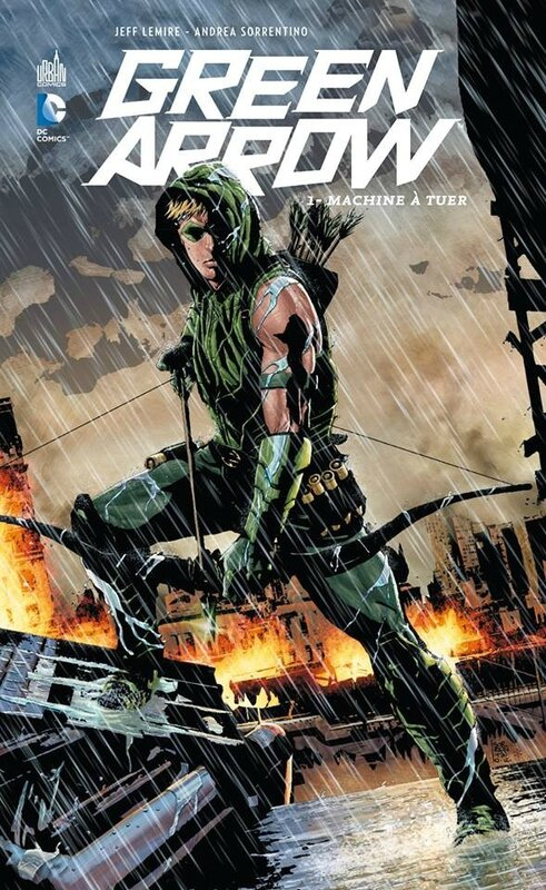 green arrow 01 machine à tuer