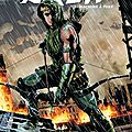 Urban dc green arrow