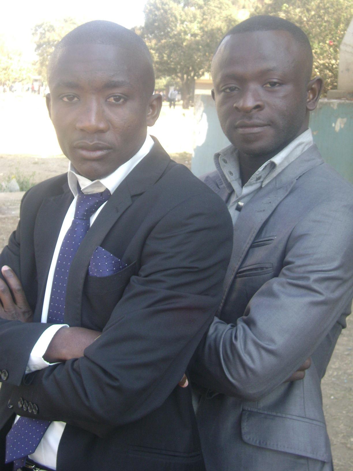 Avec Didier MAKAL, un ami de tous les jours