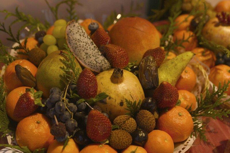 fruits Noël2