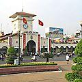 HO CHI MINH VILLE - marché