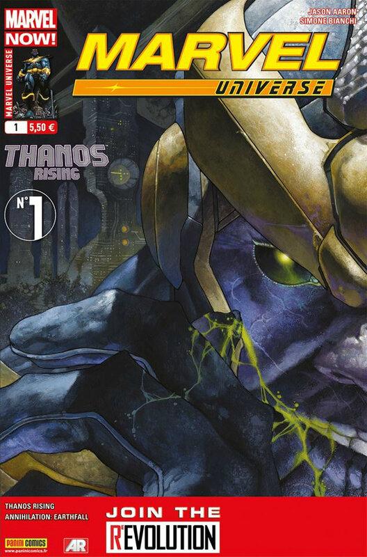 Panini / Semic Marvel Thanos