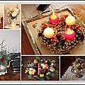 Jolies tables de noël 2013