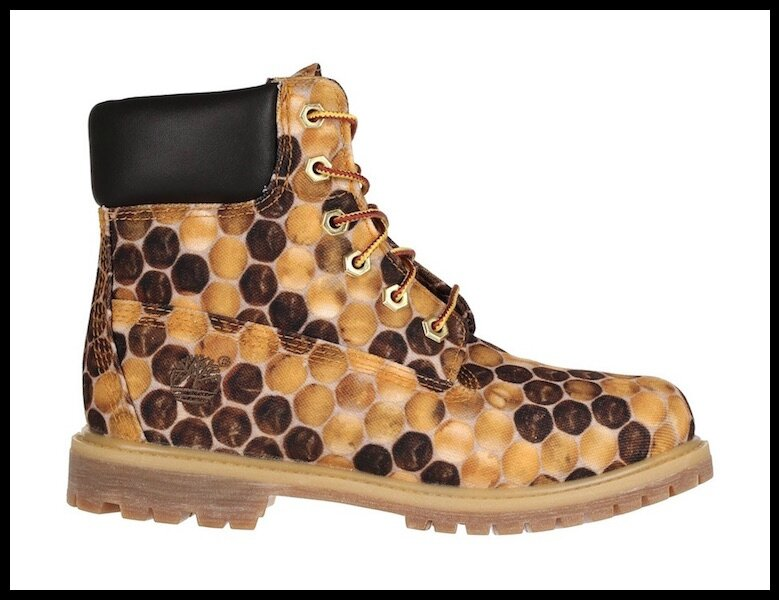 timberland pharrell williams bee line honey 2