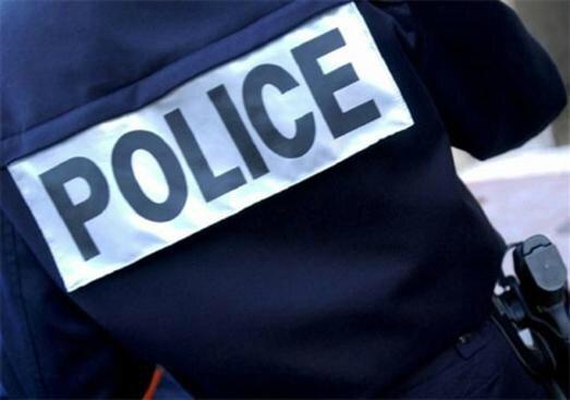 Police dossard