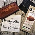 Test du cake au rapadura de chez marlette
