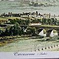 Carcassonne 2 (datée 1986)