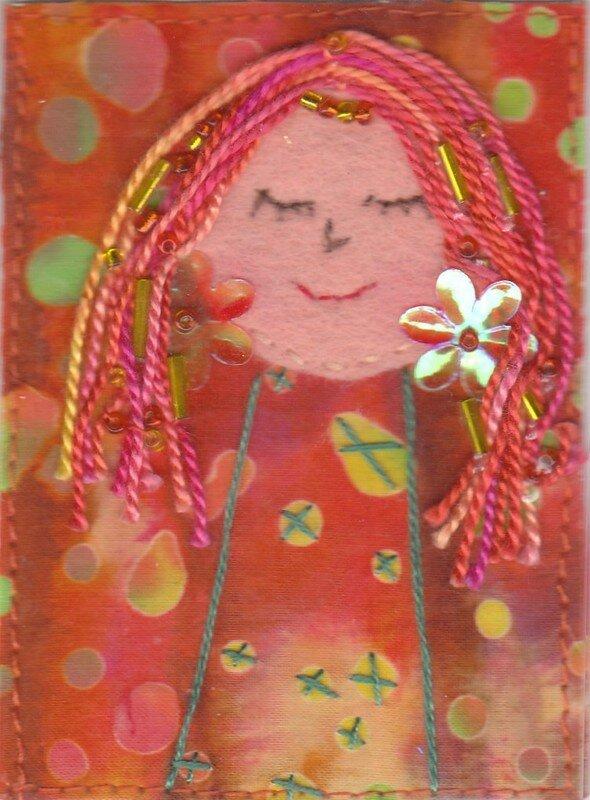 dotee doll Carla