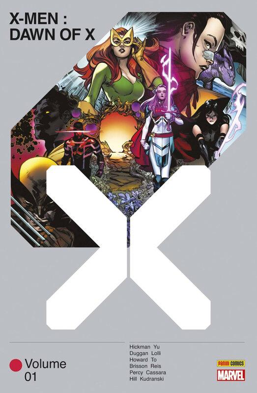 dawn of X 01