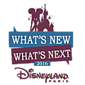 What's next at disneyland paris 2016 ?